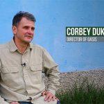 Corbey Dukes, Director of Oasis